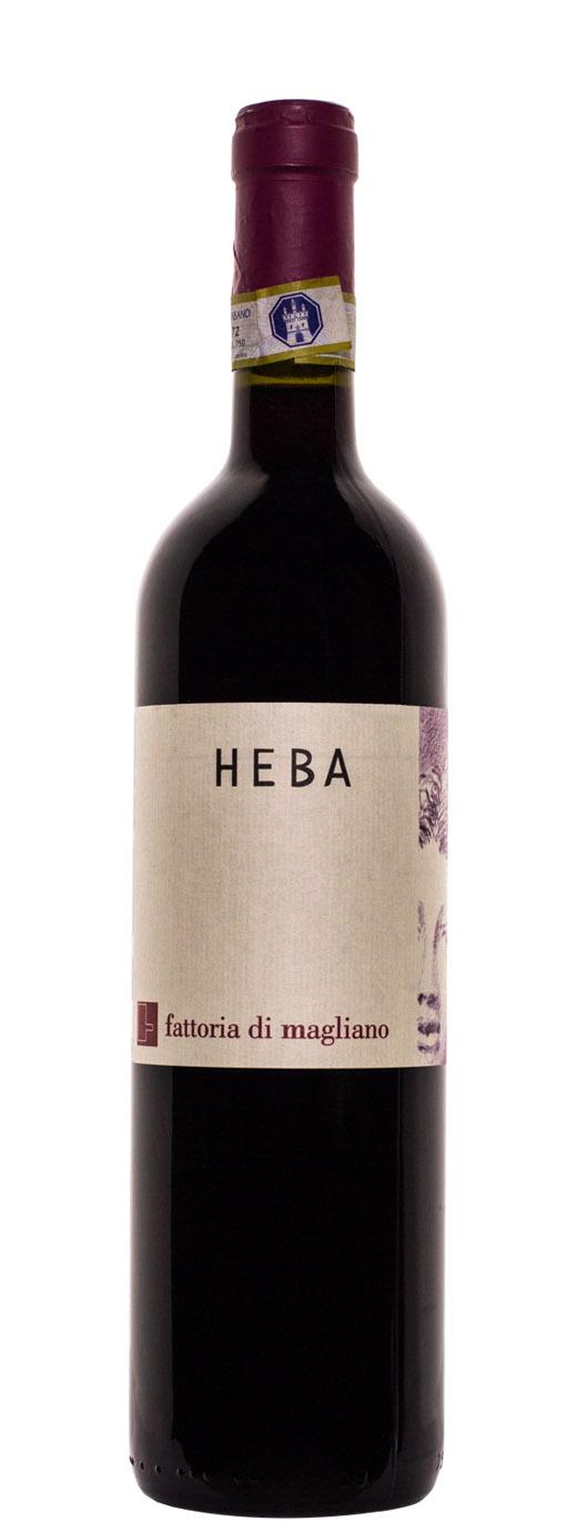 2012 Fattoria di Magliano Heba