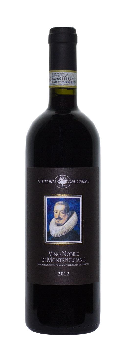 2012 Fattoria del Cerro Vino Nobile di Montepulciano