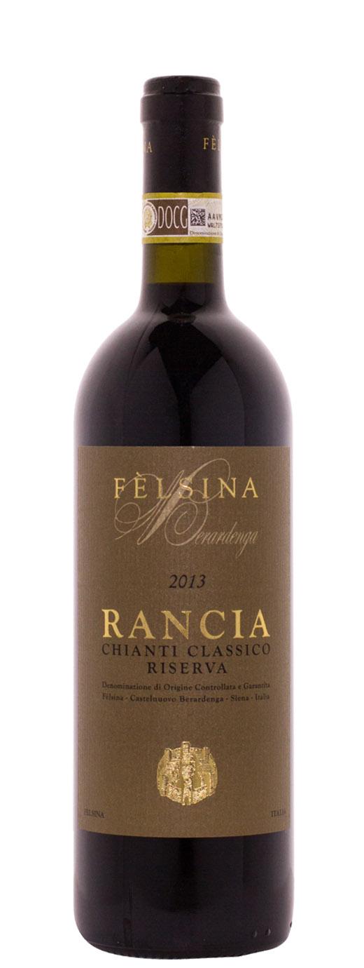 2013 Felsina Rancia Chianti Classico Riserva