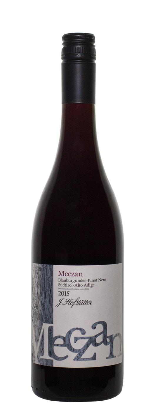 2015 Hofstatter Meczan Pinot Nero