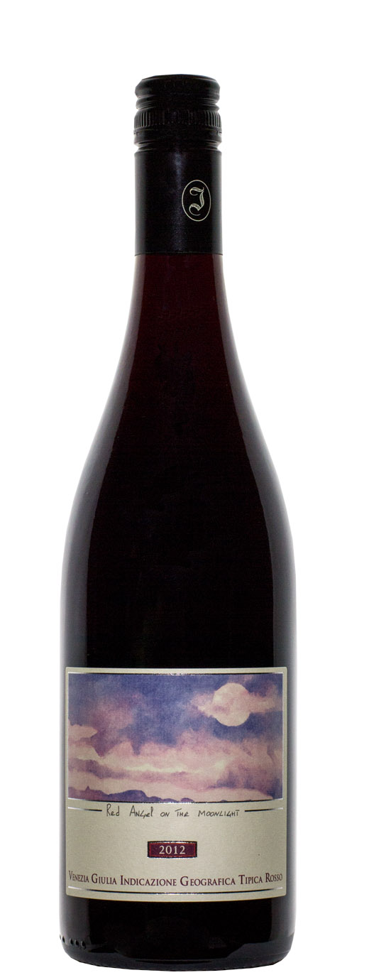 2012 Jermann Red Angel on the Moonlight Pinot Noir