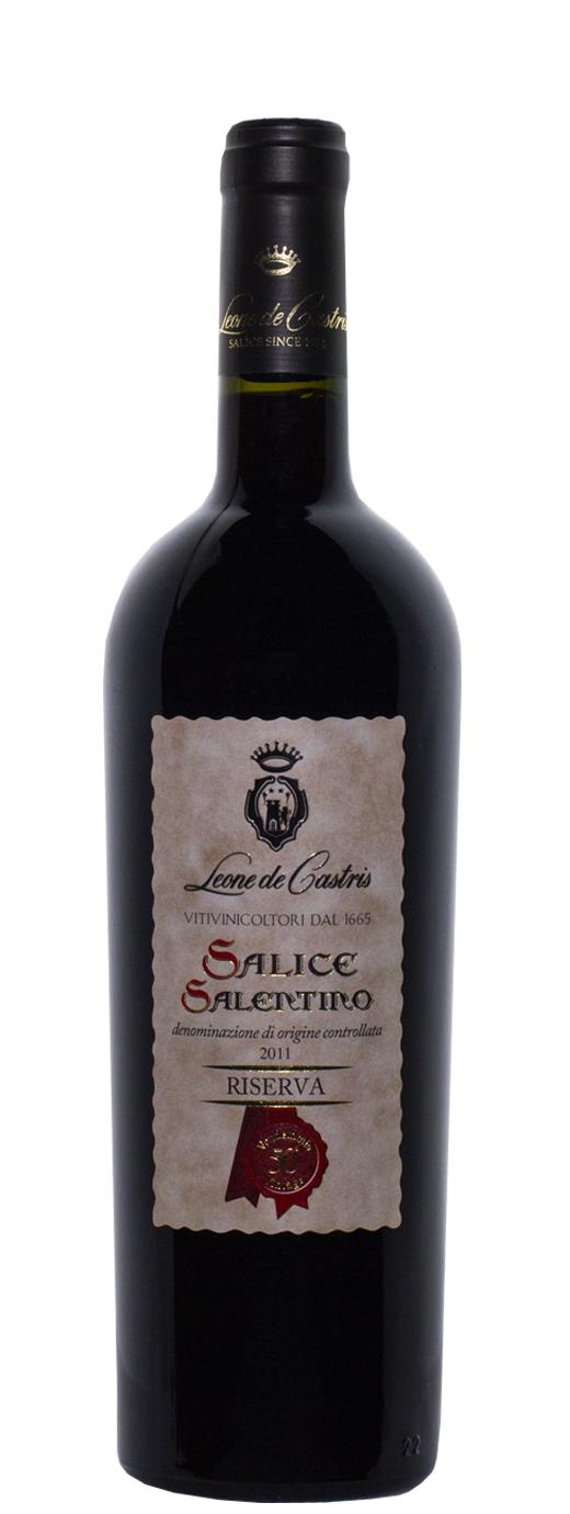 2011 Leone de Castris Salice Salentino Riserva