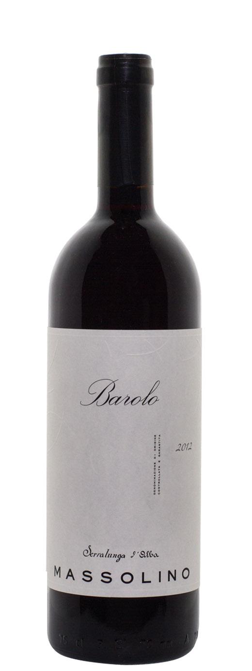 2012 Massolino Barolo