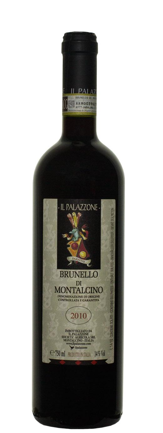 2010 Il Palazzone Brunello di Montalcino