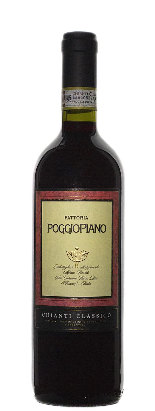 2012 Fattoria Poggiopiano Chianti Classico