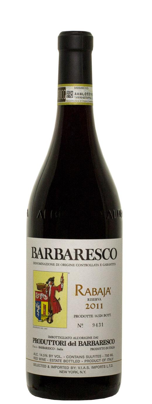 2011 Produttori del Barbaresco Rabaja Riserva