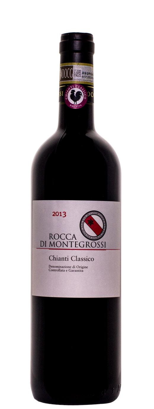 2013 Rocca di Montegrossi Chianti Classico