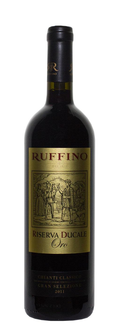 2011 Ruffino Chianti Classico Riserva Ducale Oro
