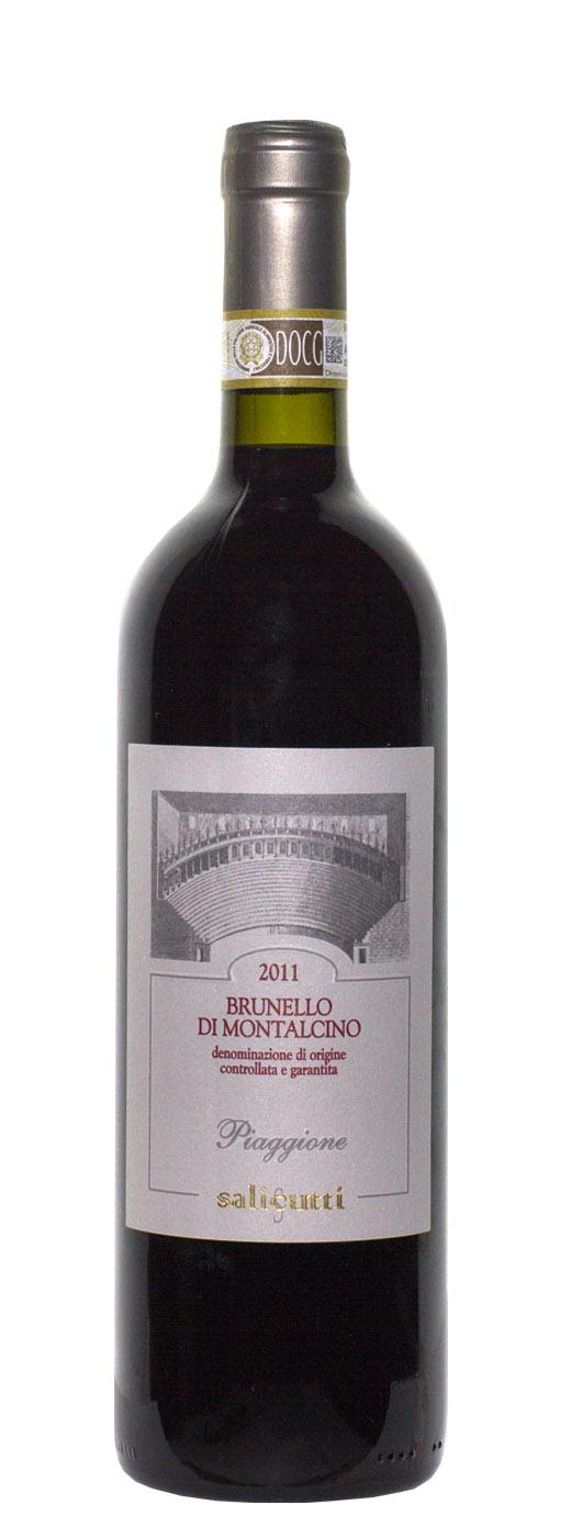 2011 Salicutti Brunello di Montalcino Piaggione