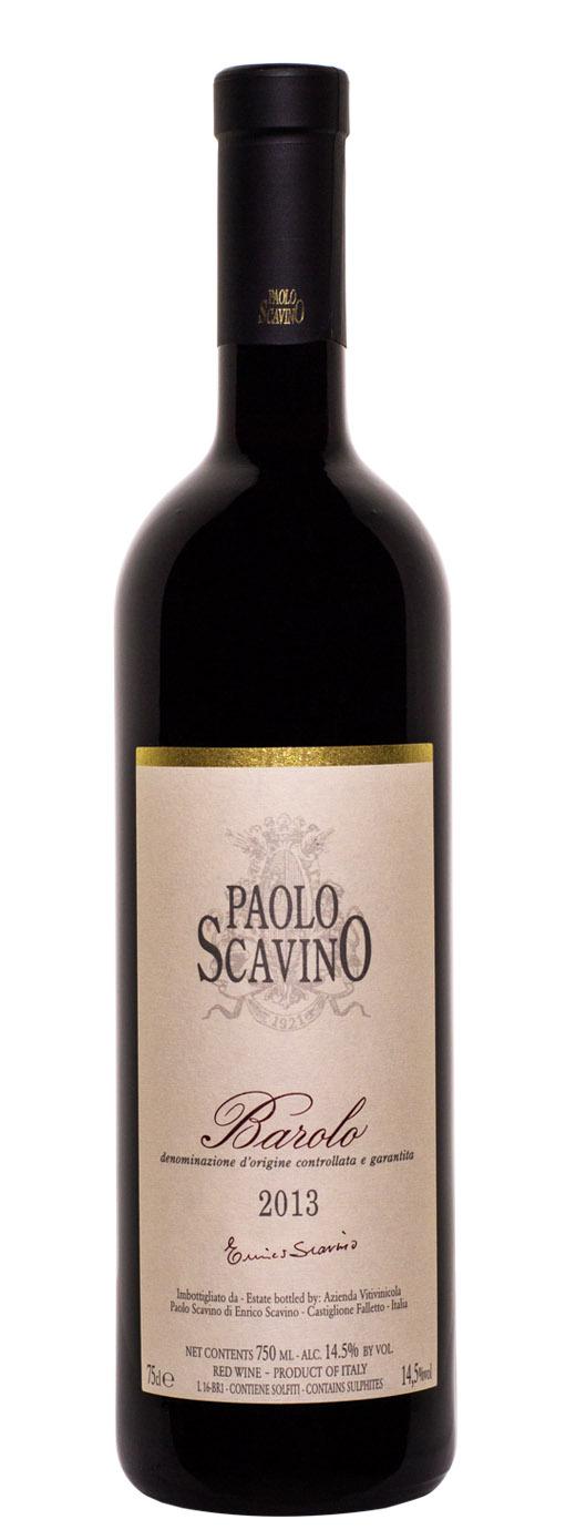 2013 Paolo Scavino Barolo