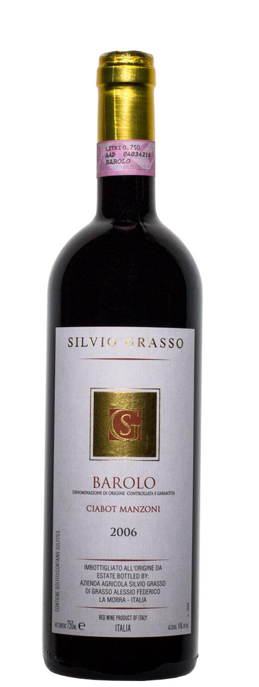 2006 Silvio Grasso Ciabot Manzoni