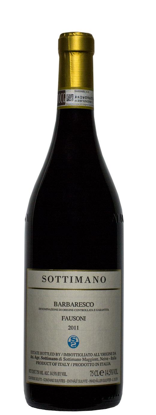 2011 Sottimano Fausoni