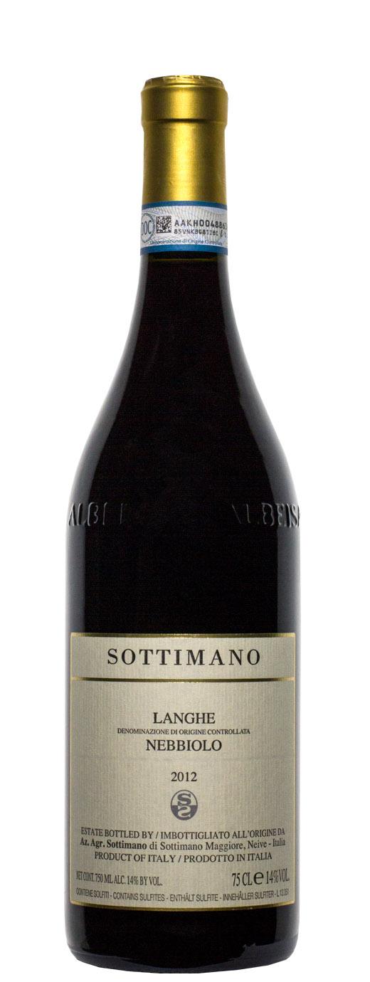 2012 Sottimano Nebbiolo