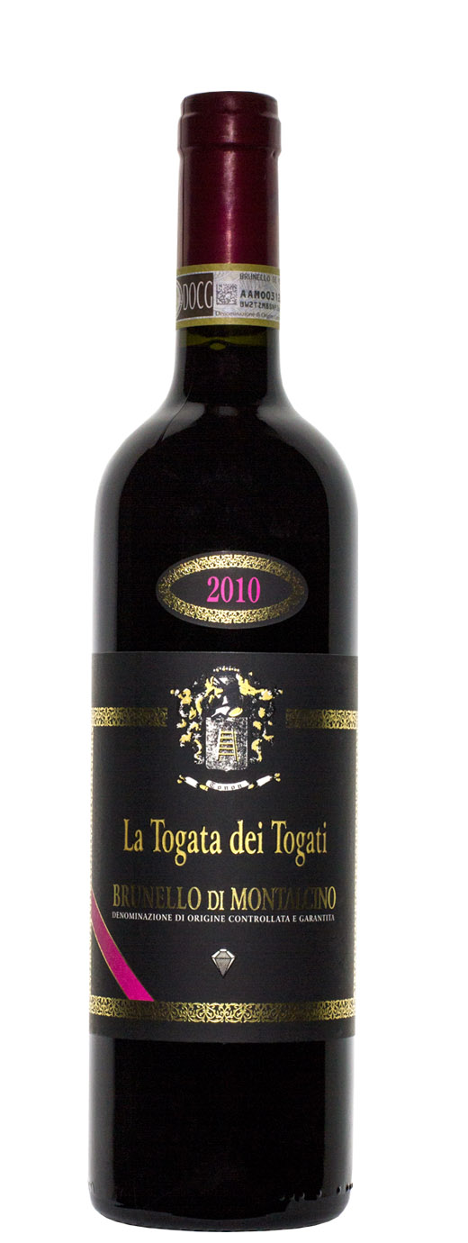 2010 La Togata dei Togati Brunello di Montalcino