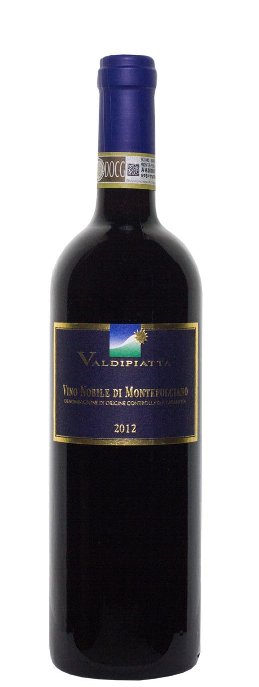 2012 Valdipiatta Vino Nobile di Montepulciano