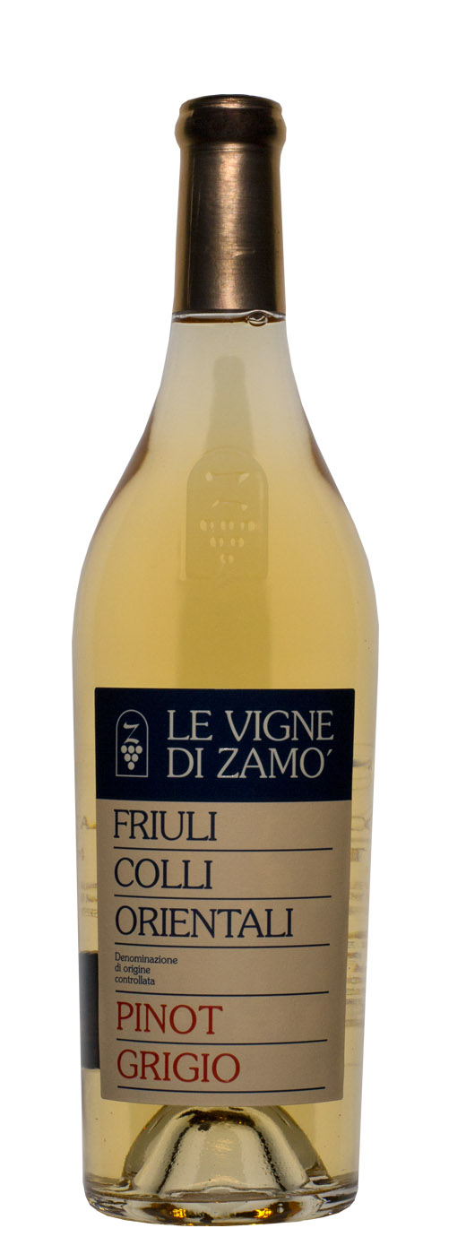 2014 Le Vigne di Zamo Pinot Grigio