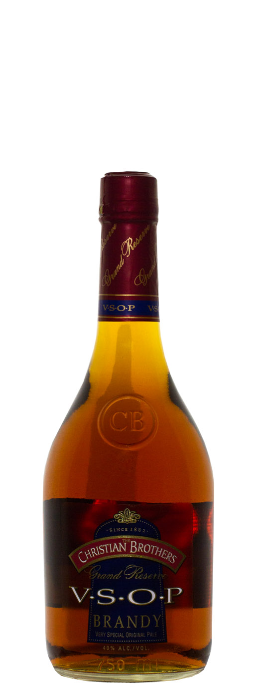 Christian Brothers VSOP Brandy