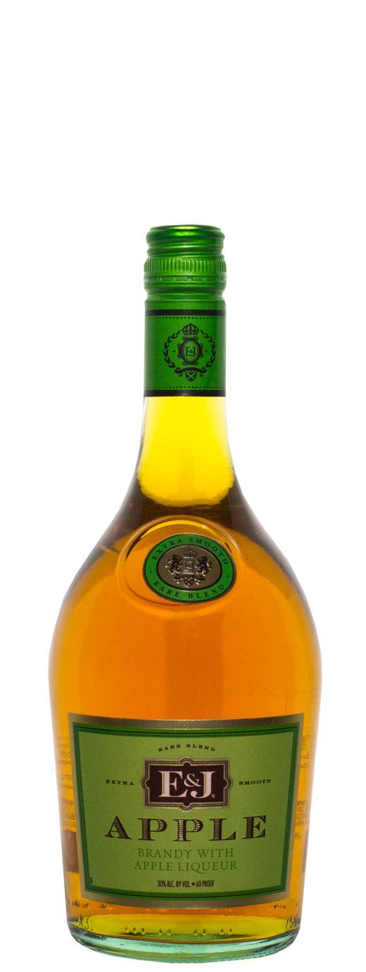 E & J Apple Brandy