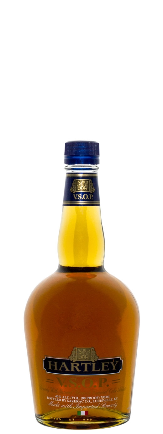 Hartley VSOP Brandy