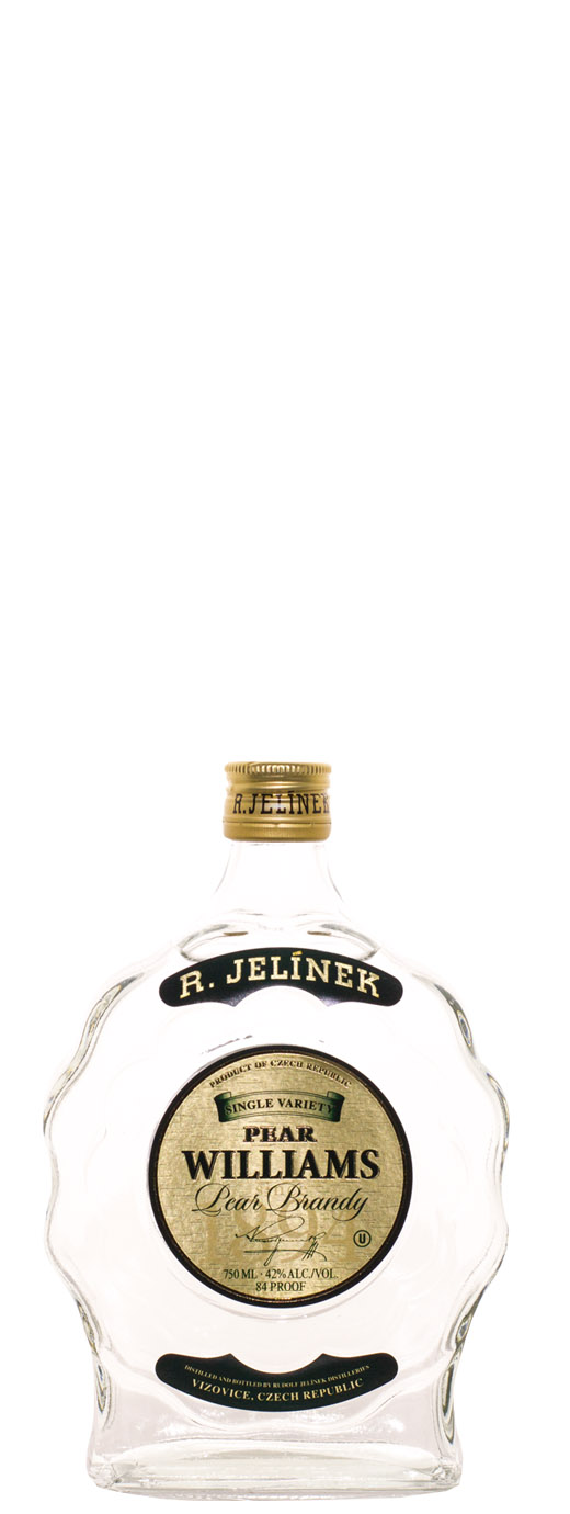 Jelinek Pear Williams Brandy