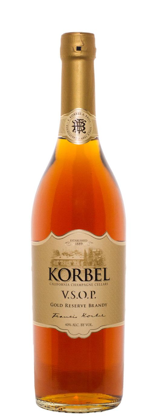 Korbel Gold Reserve VSOP Brandy