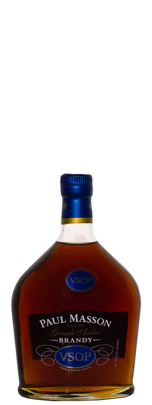 Paul Masson Grande Amber VSOP Brandy