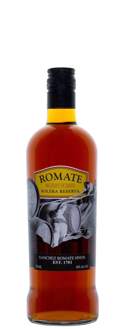 Romate Solera Reserva Brandy