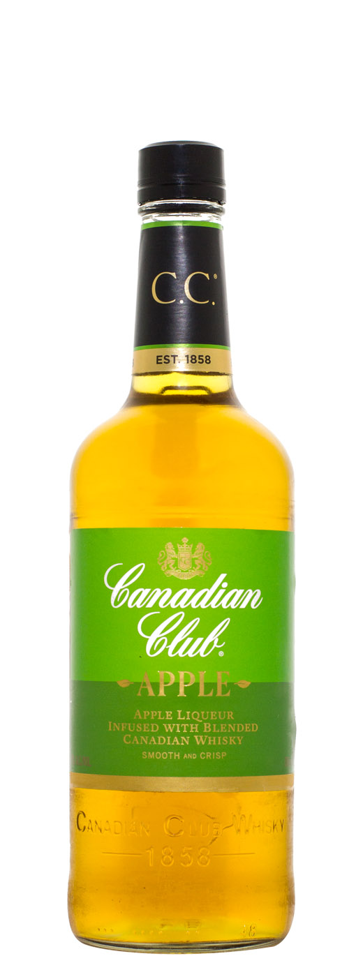 Canadian Club Apple Canadian Whisky