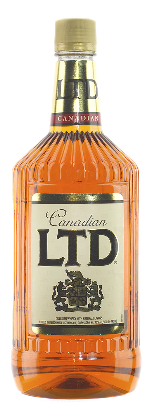 Canadian LTD Canadian Whisky