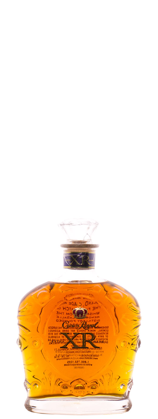 Crown Royal XR (Extra Rare) Canadian Whisky