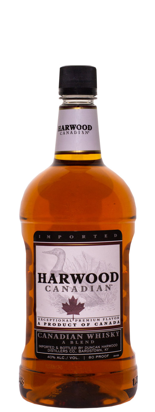 Harwood Canadian Whisky
