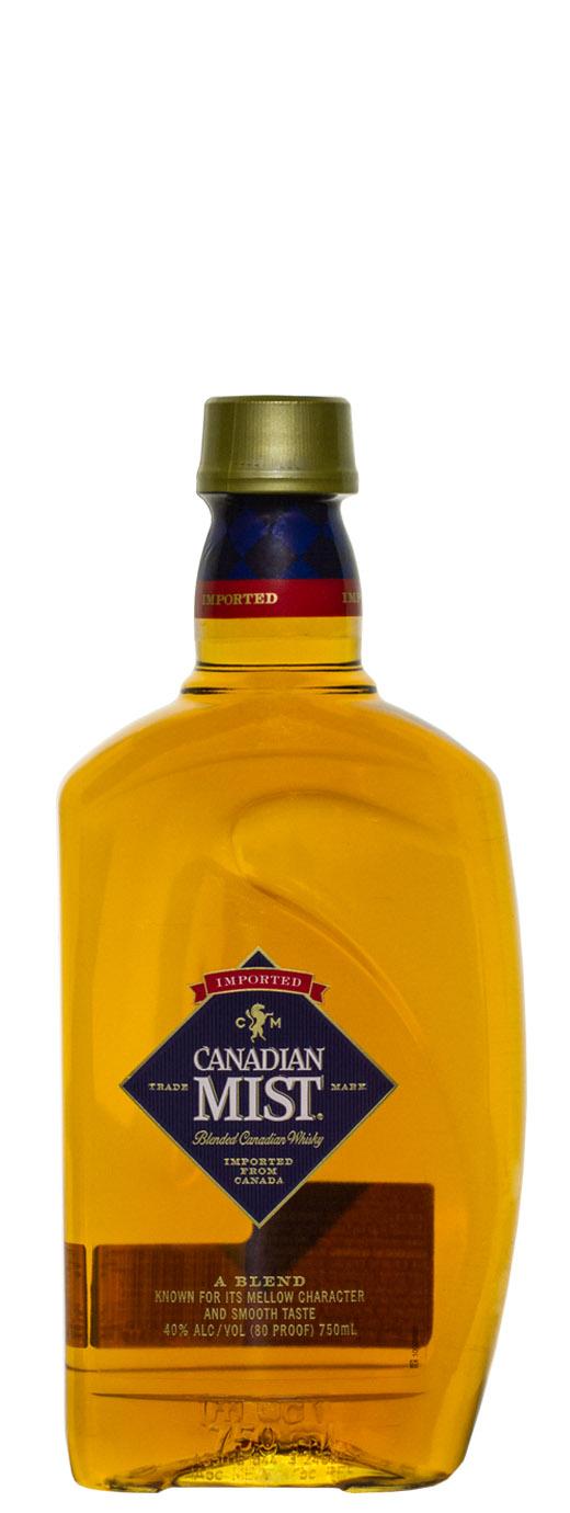 Canadian Mist Canadian Whisky (Traveler)