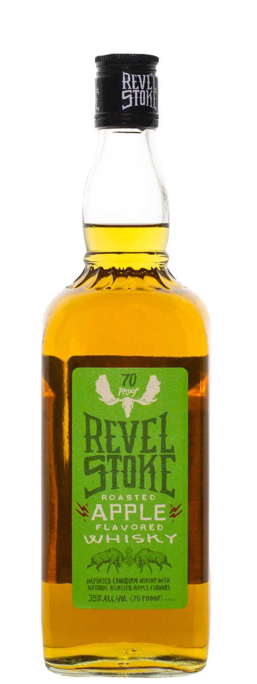 Revel Stoke Roasted Apple Flavored Whisky