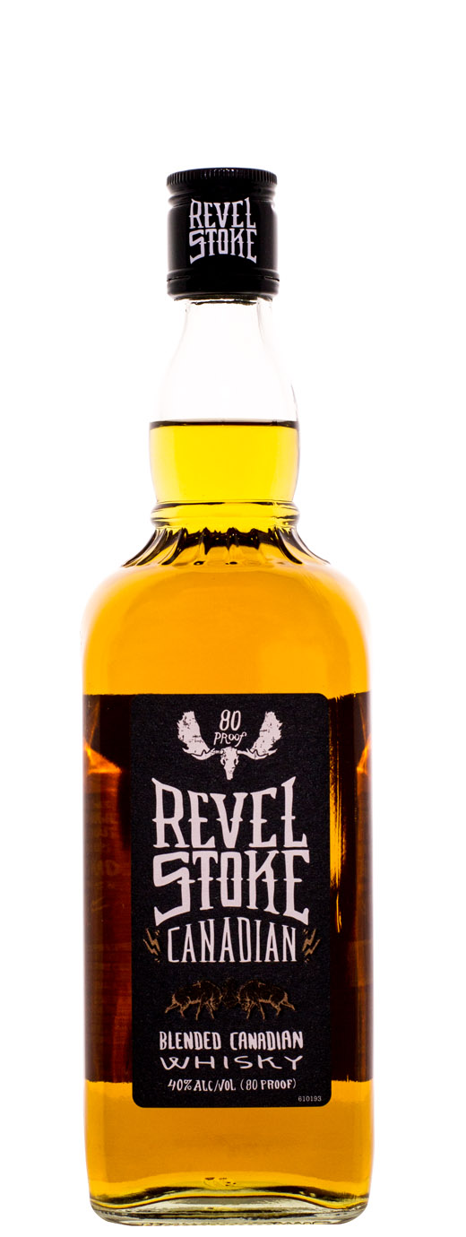Revel Stoke Canadian Whisky