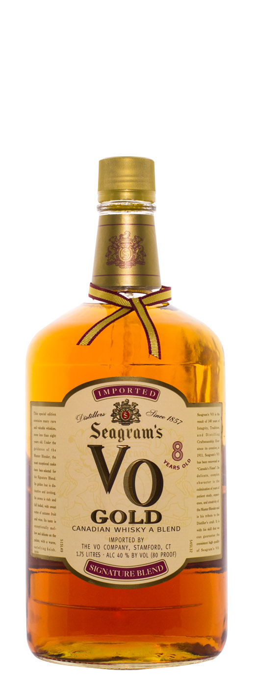 Seagram's V.O. Gold Canadian Whisky