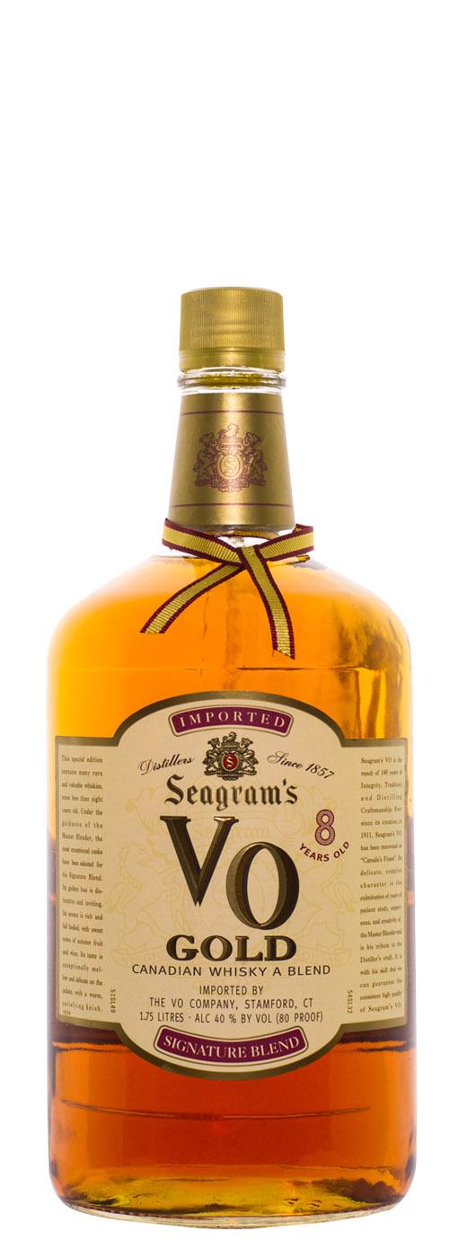 Seagram's V.O. Gold Canadian Whisky