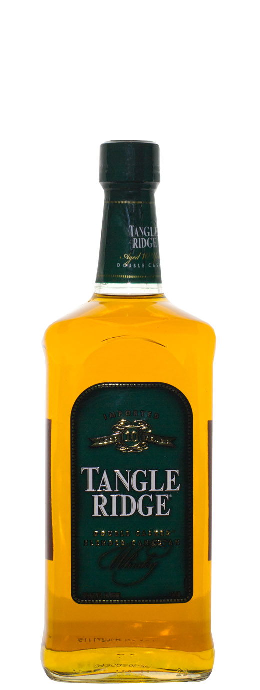 Tangle Ridge 10yr Double Casked Canadian Whisky