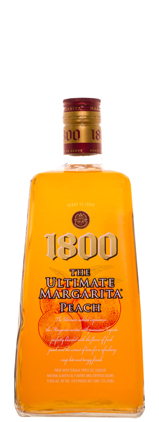 1800 Peach Margarita