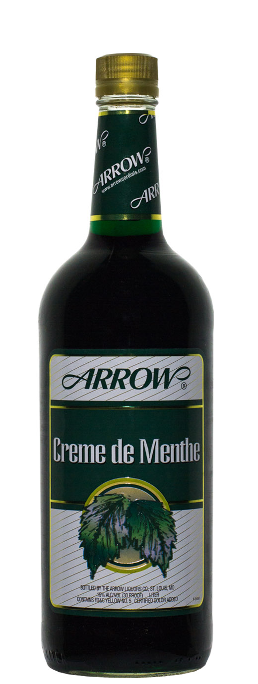 Arrow Creme de Menthe Green