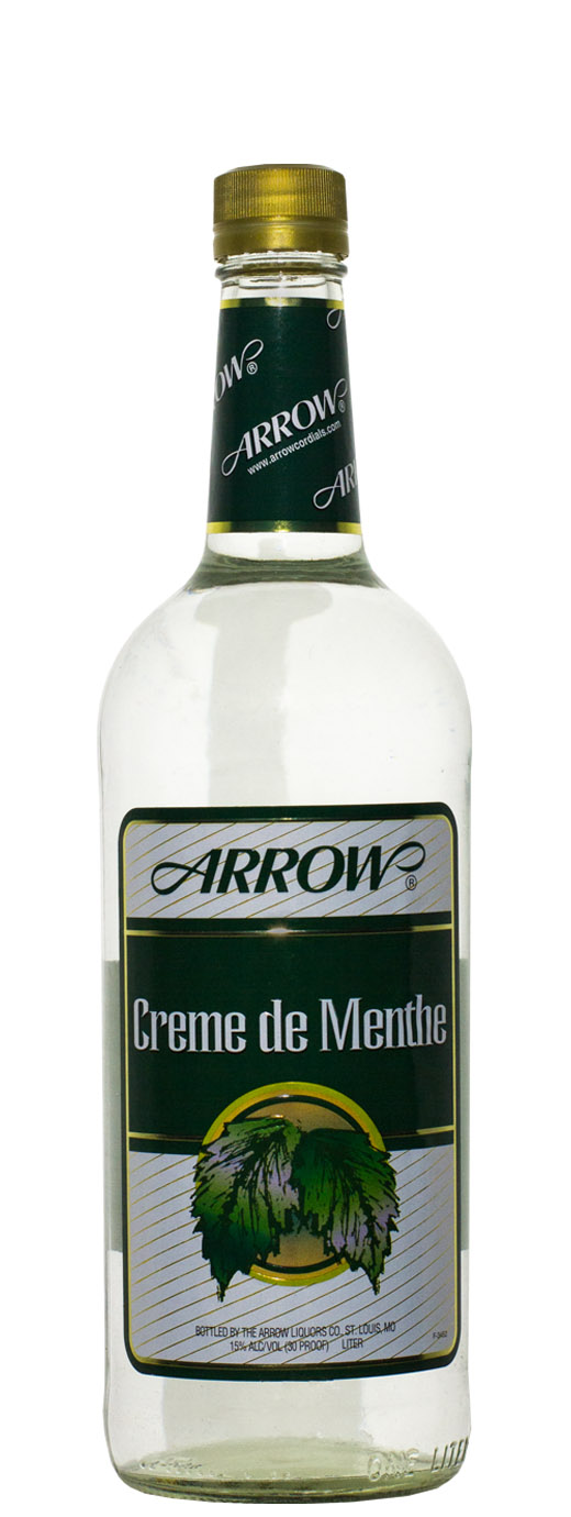 Arrow Creme de Menthe White