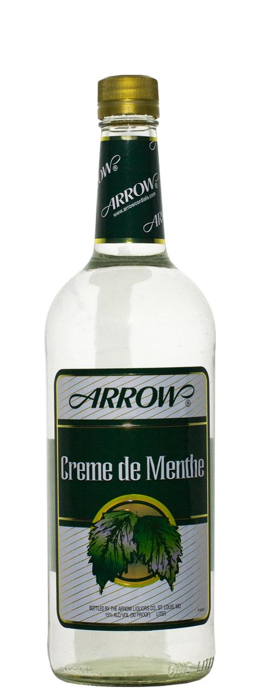 Arrow Creme de Menthe White