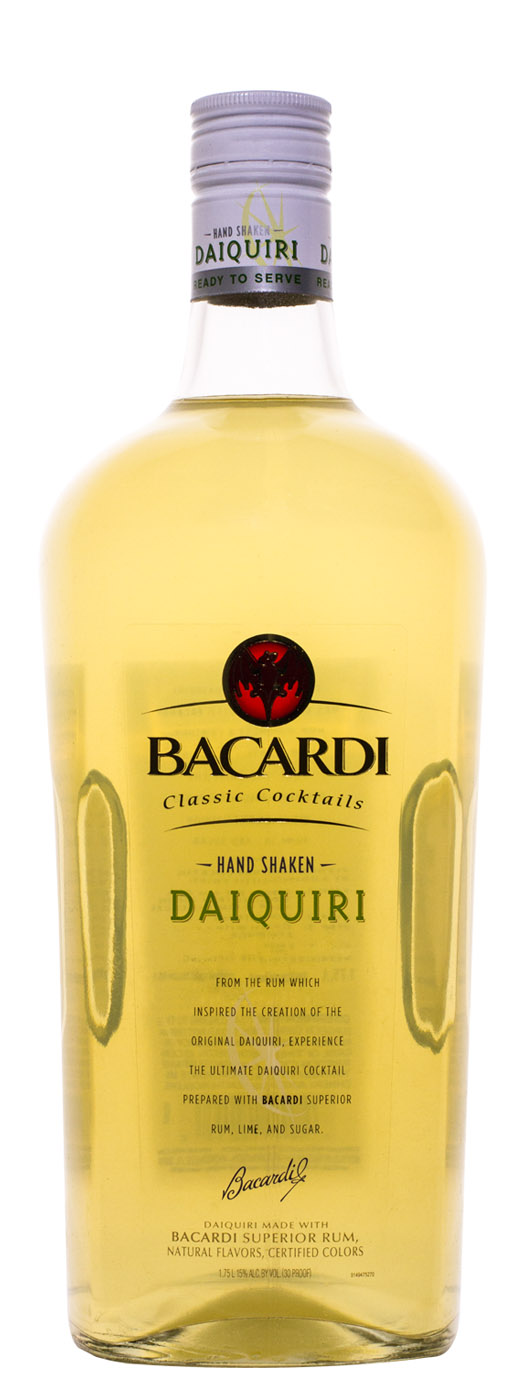 Bacardi Party Drinks Classic Daiquiri