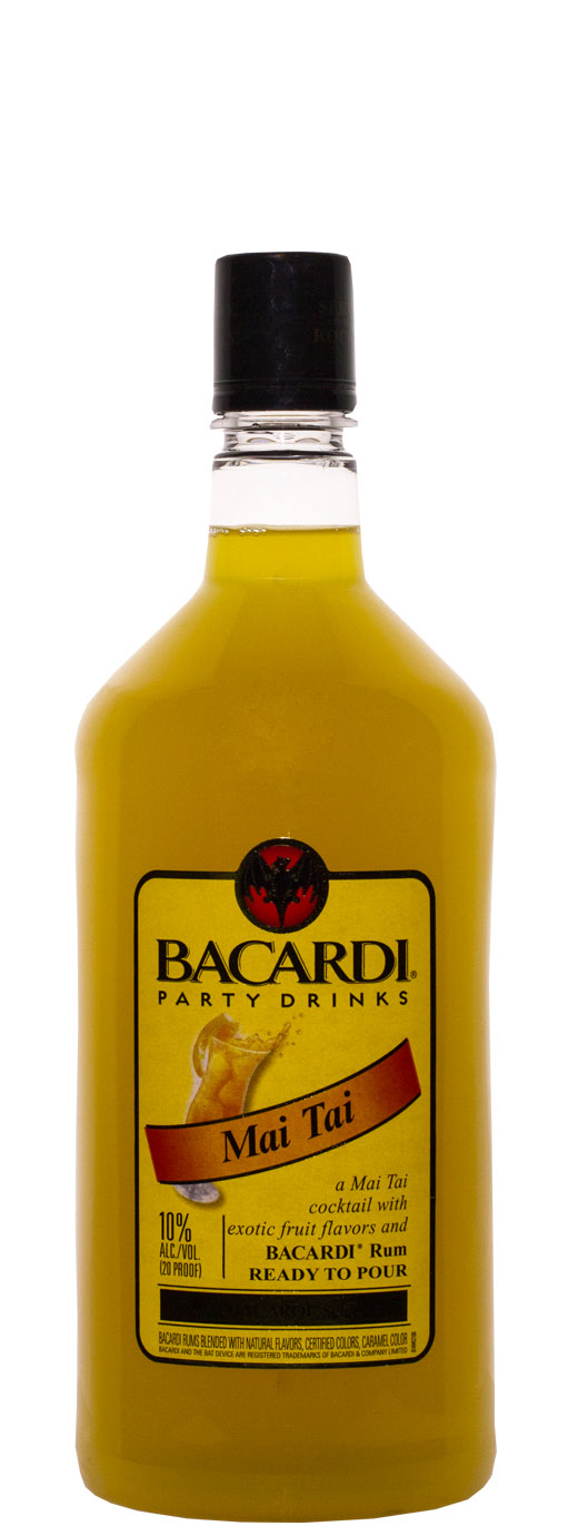 Bacardi Party Drinks Mai Tai