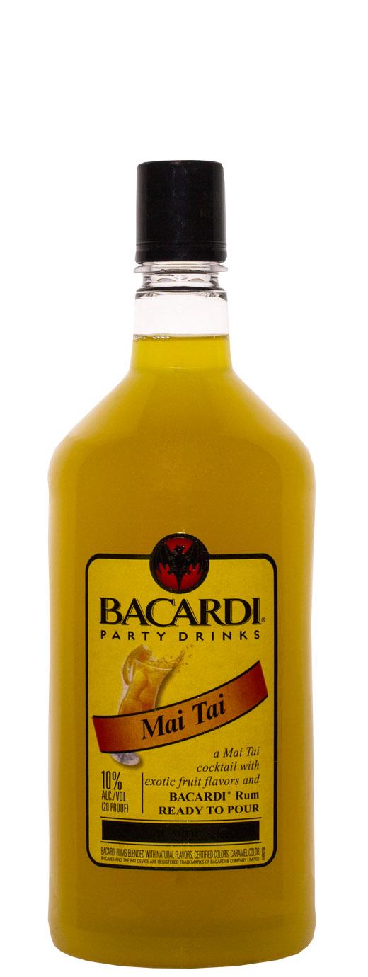 Bacardi Party Drinks Mai Tai