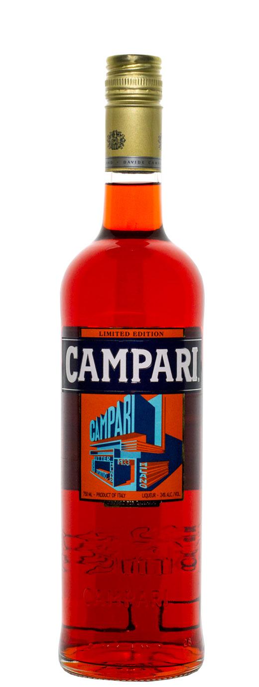 Campari Bitters Liqueur