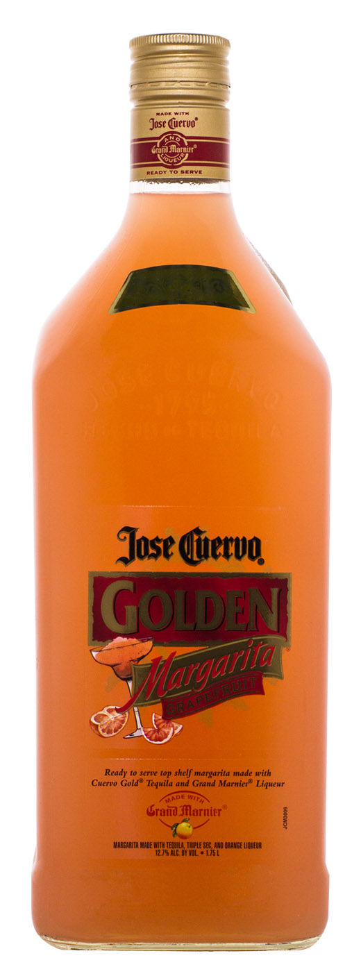 Cuervo Golden Grapefruit Margarita
