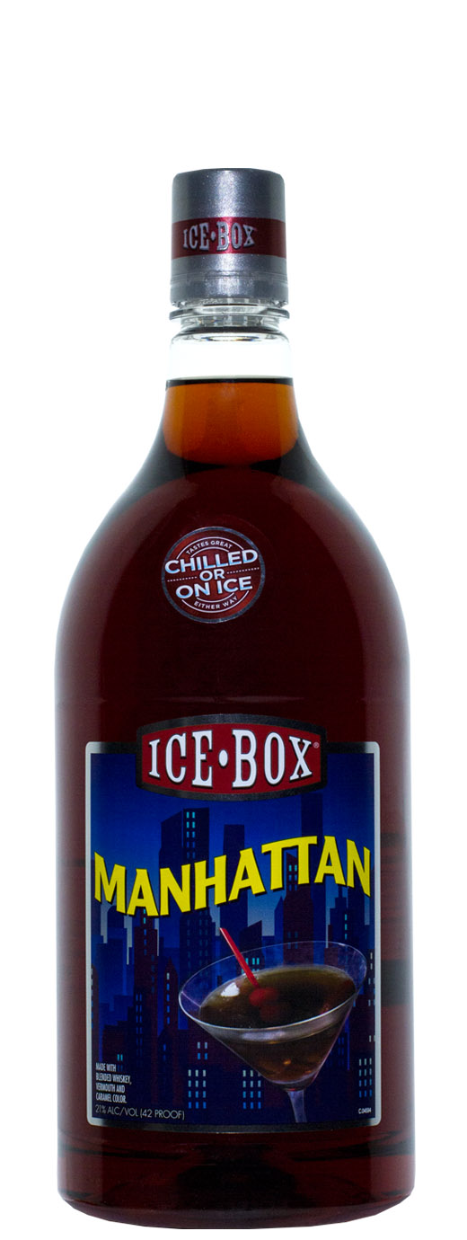 Ice Box Manhattan