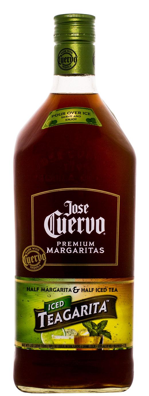 Cuervo Authentic Teagarita
