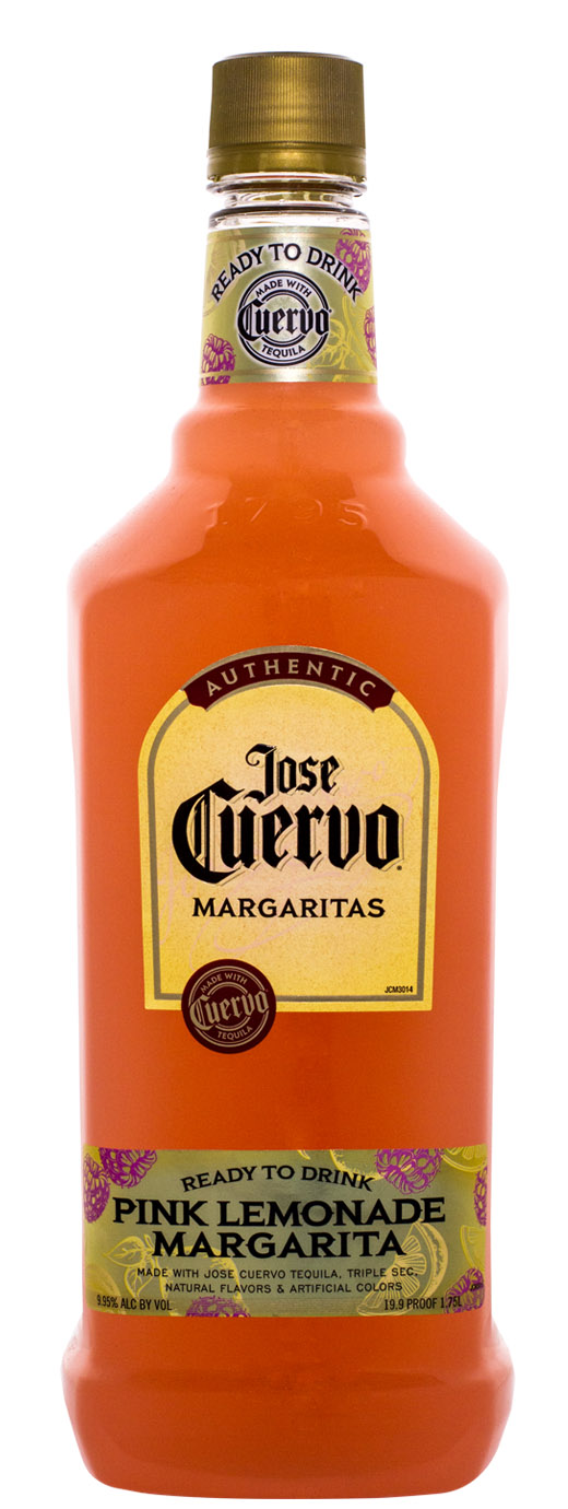 Cuervo Authentic Pink Lemonade