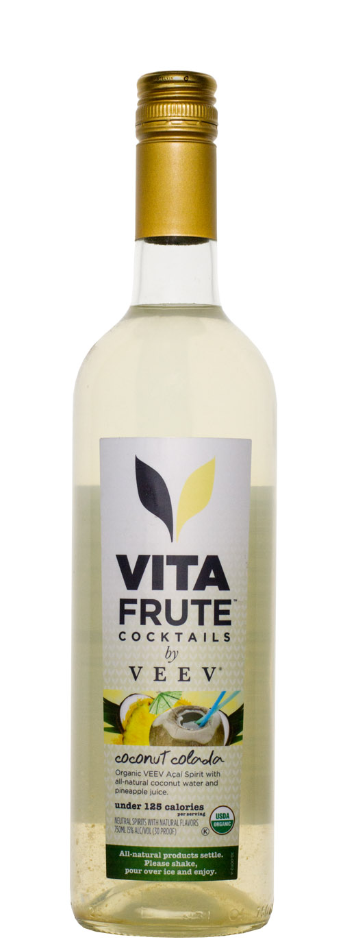 VitaFrute Organic Coconut Colada Cocktail by VeeV